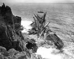 Relitto della Hansy, naufragata il 3 novembre 1911