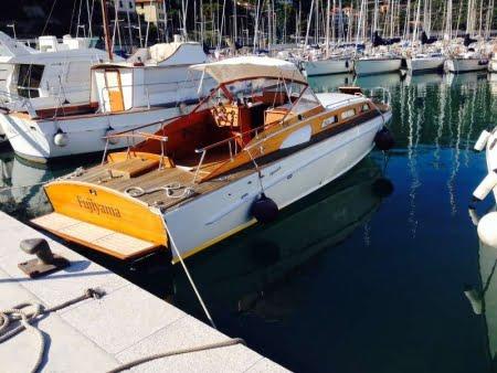 Restauro barche d