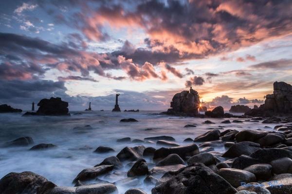 Isola di Sein foto Ronan Follic