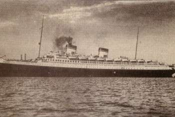 Rex 1933 Cantieri Ansaldo