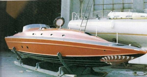 Delta 38 Tiger