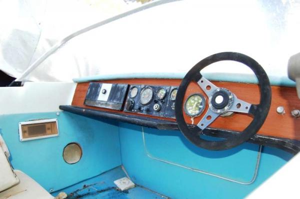 Strumenti controllo motore e ruota timone