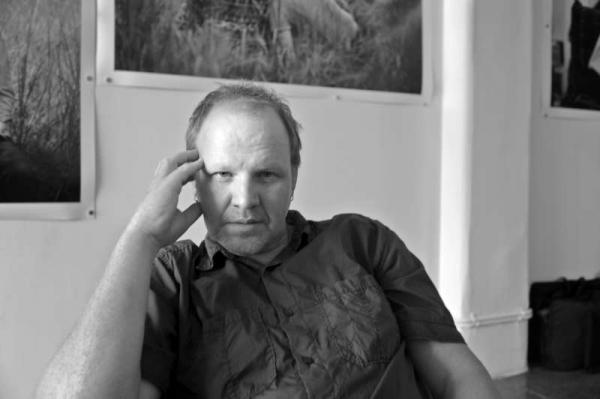 Il fotografo professionista Stephen Mallon