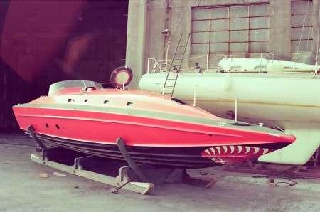 Barca Delta Tiger