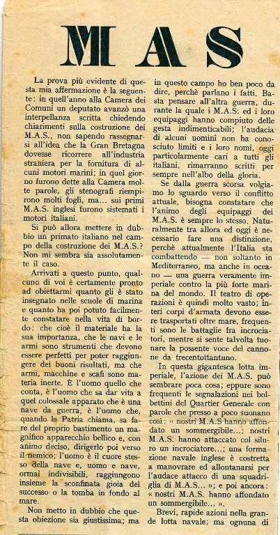 Allegato 1- Articolo Comandante Vittorio Moccagatta