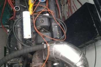 motore dex Isotta Fraschini