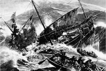 Kubilai Khan e il vento divino