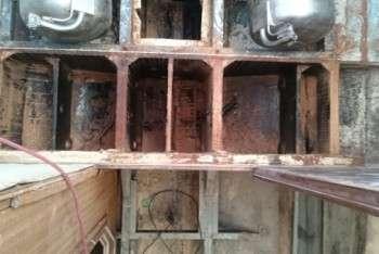 Corsair- demolizione serbatoio strutturale carburante