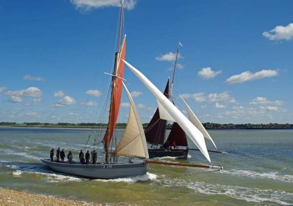 Dunkirk Encounter at Brightlingsea - David Chandler