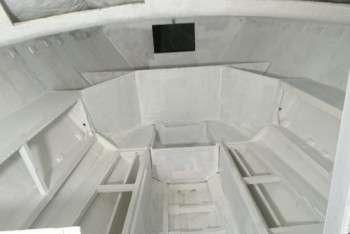 Pitturazione cabina interna