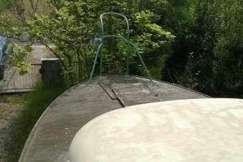 Baglietto Elba - Vista tuga ponte di prua