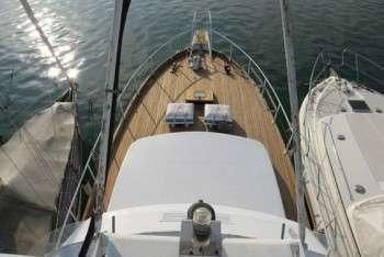 Cantieri di Chiavari - sportfisherman Lalin VII - barca classica