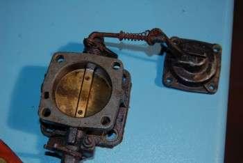 Carburatore Solex 44-15 farfalla pompetta ripresa