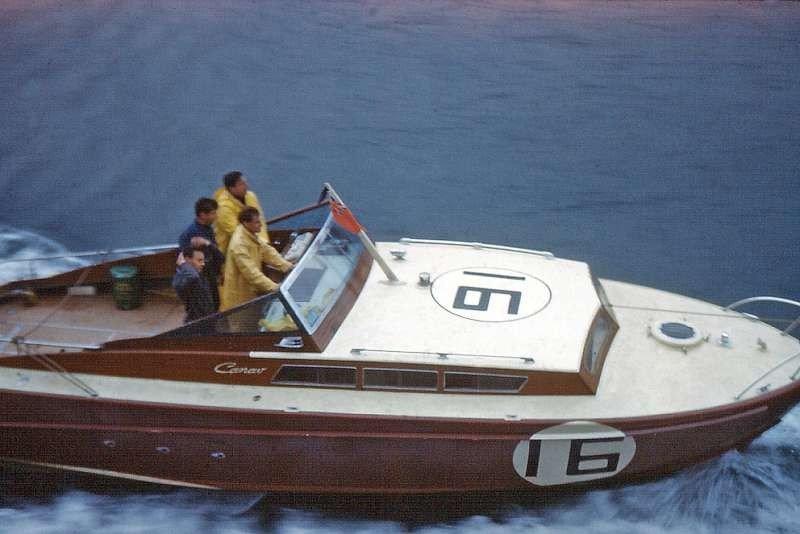 Barche Classiche a motore Levi - A' Speranziella