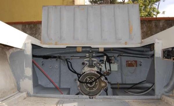 Cablaggi nuovi e vecchi vano motore