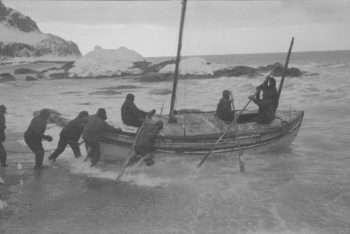 Salvataggio equipaggio rimasto a Epephant Island-a