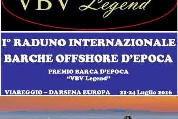 VBV Legend – First international gathering vintage boats offshore