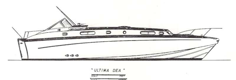 Ultima Dea & Ultima Volta: two famous offshore boats