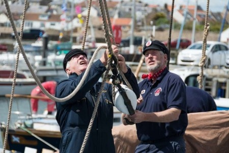 Anstruther Harbour Festival 2015
