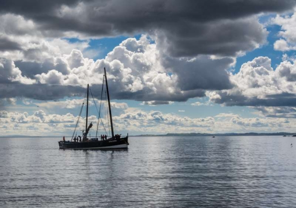Reaper in the Firth of Forth