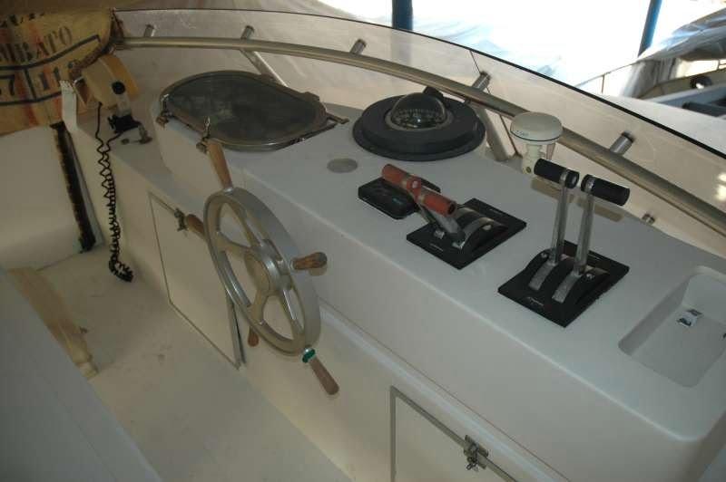 Motor yacht San Lorenzo 15 mt fly in vendita a Salerno