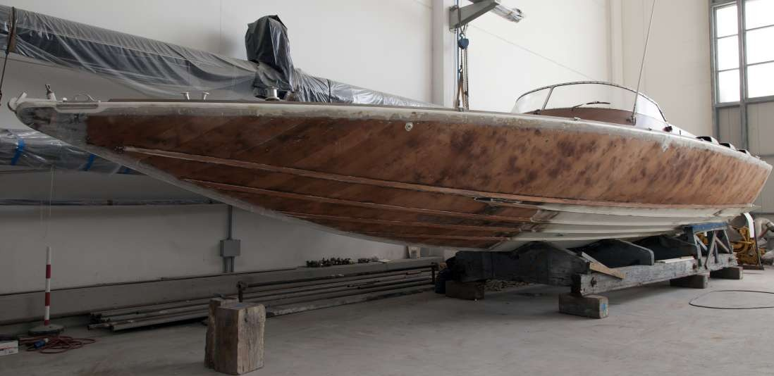 Refitting Barca Classica Hidalgo, fast commuter dei cantieri Delta