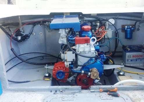 Motore AQ 130 Volvo