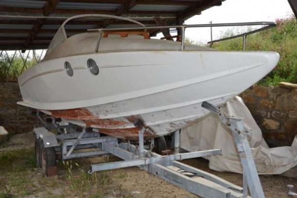 Barca classica Partenocraft Hydrosonic Levi in vendita a Firenze