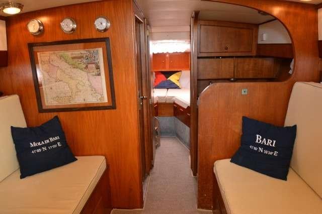 Barca classica Partenocraft Synthesis