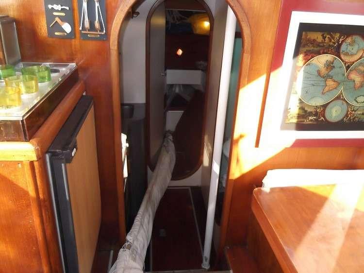 Barca a vela storica in vendita ad Arenzano
