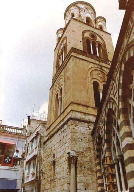 Amalfi Duomo Torre Campanara