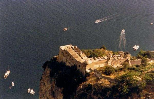 Amalfi Hotel Convento Cappuccini
