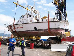 Varo Motovedetta ex CP 423