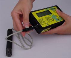 Skinder - applicazione sonda esterna in dotazione
