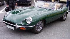 Jaguar E Type 4.2 Spyder