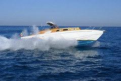 Speranzella 32 Cabin Cruiser Canav Fujiyama