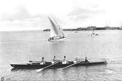 Porticciolo Pamphily 1920