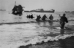Sbarco Alleati 22-01-1944 Anzio
