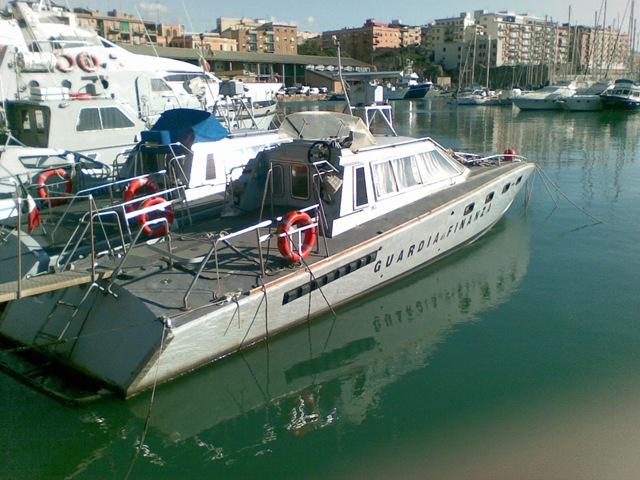 EX Motovedetta Drago V4011