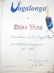 Vogalonga - Dino VIan