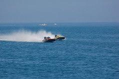 c-25 e c47 Offshore Bellaria 2009
