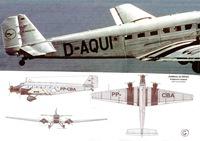 Junkers-Ju-52-struttura-esoscheletro