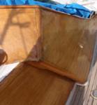 Restauro barca d'epoca