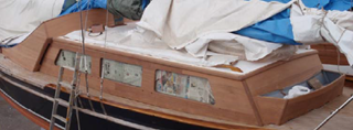 Tuga barca d'epoca