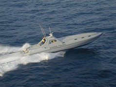 V1692 Power Marine slx 56 nodi