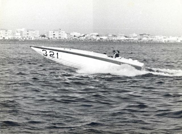 Pierino Gargana su Dimpi Sea