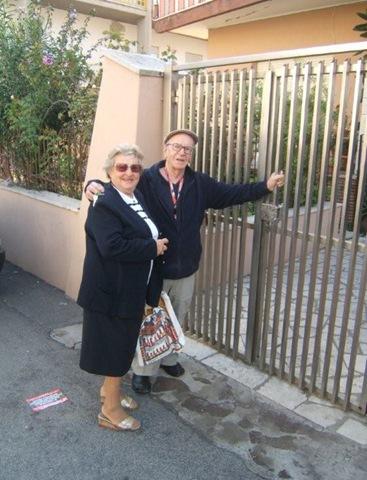 Pierino e la moglie Maria