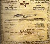 Certificato-UIM-record-mondiale-classe-Runabout-E4