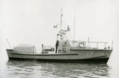 Storia delle Motovedette Capitaneria di Porto tipo Nelson CP 304