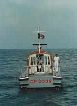 Storia delle Motovedette Capitaneria di Porto tipo Nelson CP 2039